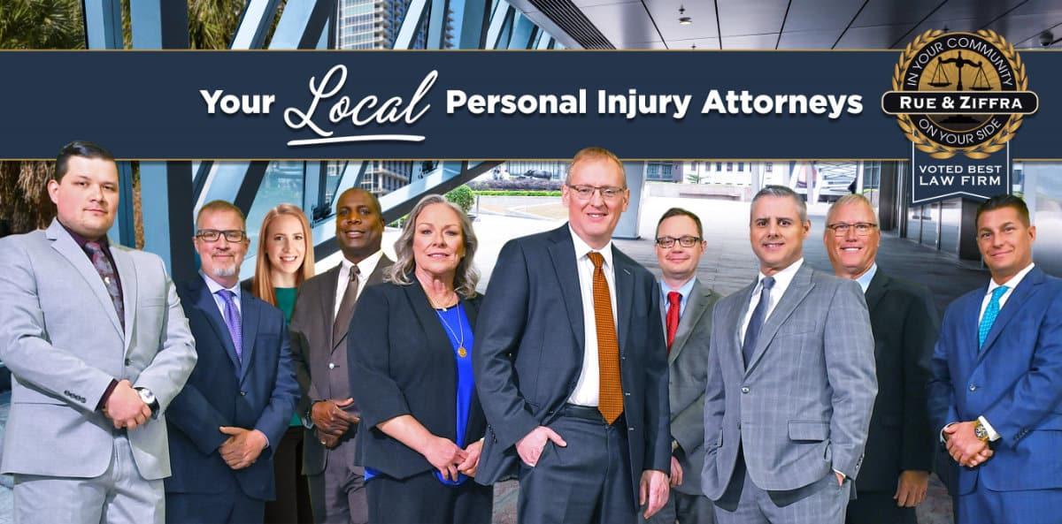 Rue & Ziffra Local Personal Injury Attorneys